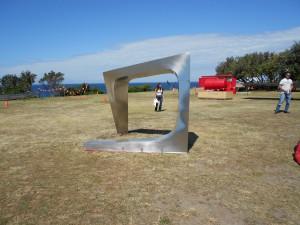 Roundabout installation Nov2 2011